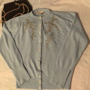 Sweet Vintage Orlon Sweater